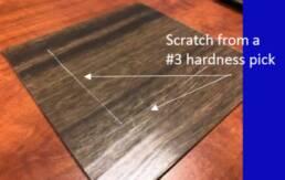 What is 'waterproof flooring