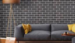 Metropolitan ceramics raven #710 thin brick
