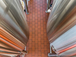 Brewery quarry tile Pavers