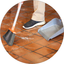 Quarry Tile Cleaning