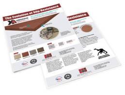 Metropolitan Ceramics XA Sales Sheet