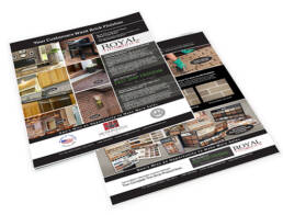 Thin Brick Brick Sales Sheet