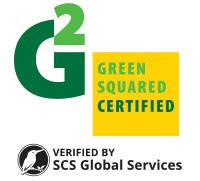 G2 green squared certified logo