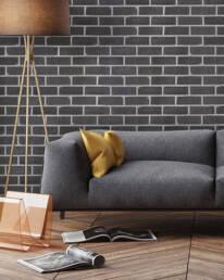 710 Living Room Black Brick uai