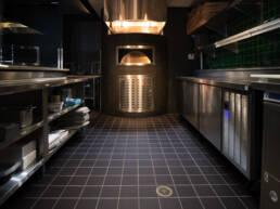 Commercial Kitchen Flooring AIA CE 1LU uai