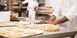 Commercial kitchen flooring vocs