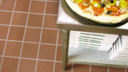 metro tread quarry tile commercial kitchen flooring